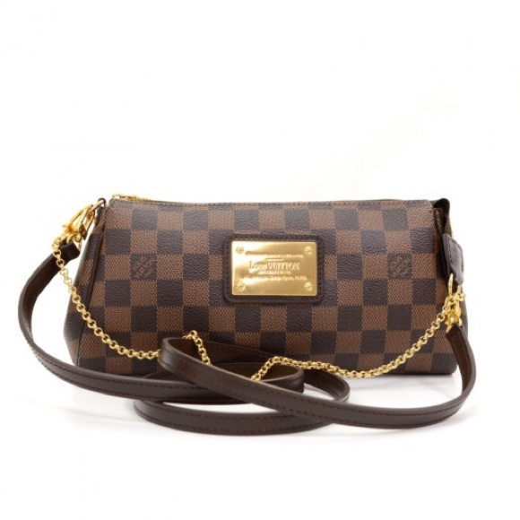Louis Vuitton Handbags - Louis Vuitton Damier Ebene Eva 17fb4782a1910